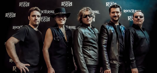 New Jersey Bon Jovi Tribute - Band Picture